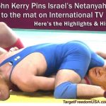 John Kerry Pins Israel's Netanyahu to the Mat on International TV